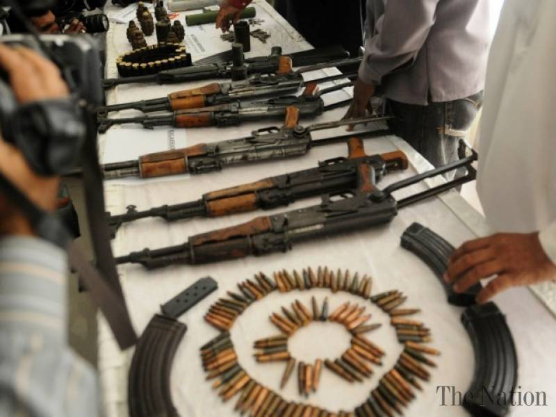 Pakistan encounter kills 4 terrorists in Punjab province