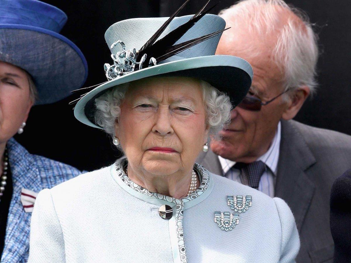GettyQueen Elizabeth II attends a Magna Carta 800th Anniversary Commemoration Event