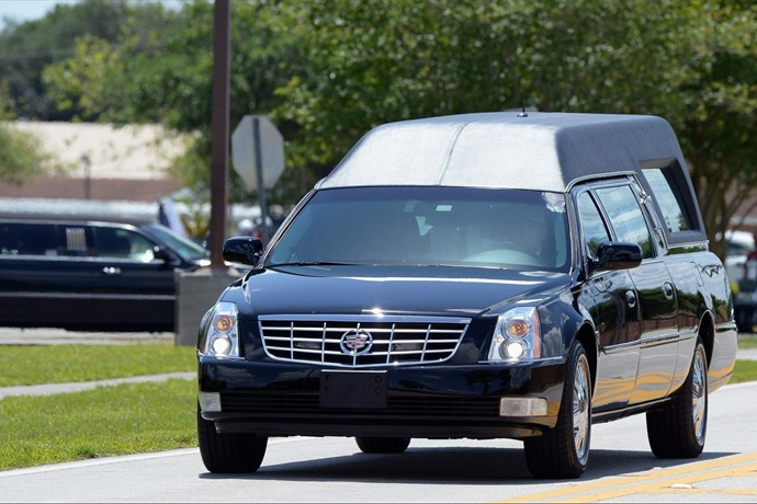 Police: Hearse stolen with deceased person inside | www.wsbradio.com