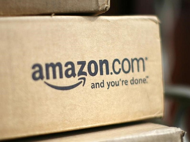 Amazon stock surge makes CEO Jeff Bezos $7bn richer in 45 minutes | Technology