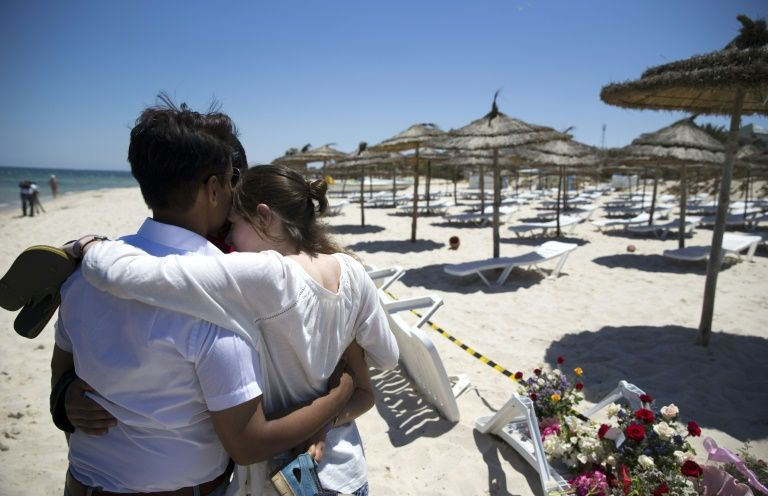 Attack wasn't Tunisia's fault say tourists who stayed