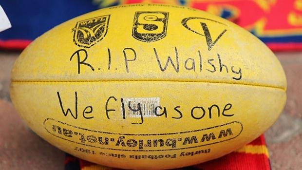 Phil Walsh murdered