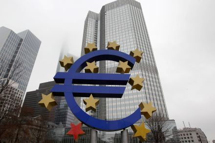 Eurozone inflation falls to 0.2%