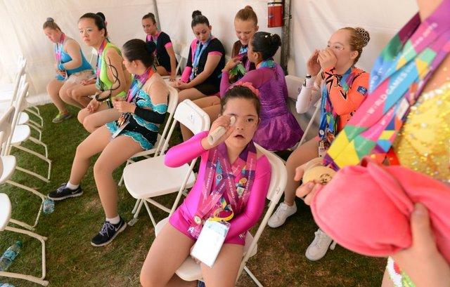 Israeli pride at Special Olympic - Israel News - Jerusalem Post