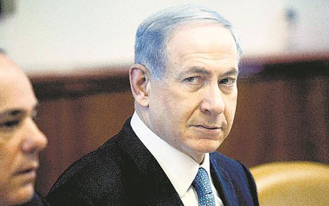 Hypocrisy' of flotilla participants only aides Hamas Netanyahu                                     Benjamin Netanyahu