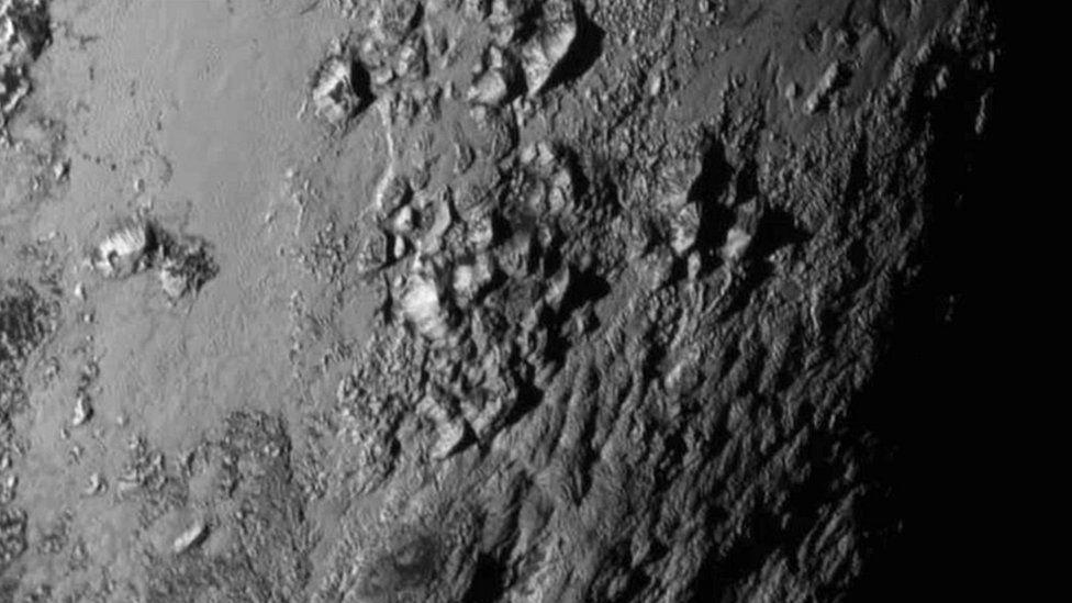 NASA First Image