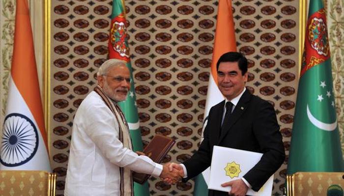 India-Turkmenistan have common purpose in combating terrorism PM Narendra Modi in Ashgabat