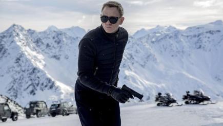 Daniel Craig returns as James Bond in the latest 007 film Spectre