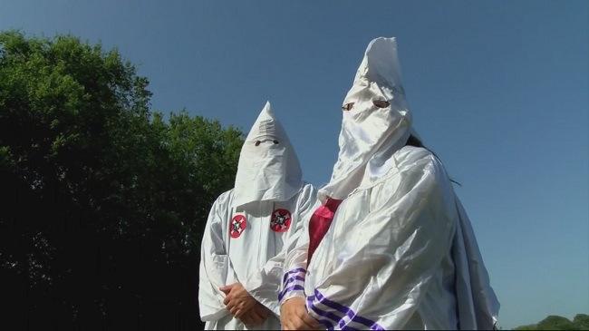 Ku Klux Klan fliers show up in South Carolina neighborhood - San Jose Mercury