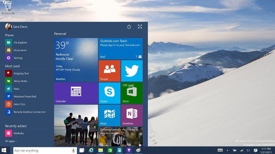 Windows 10: The end of computing as we know it - TechRepublic