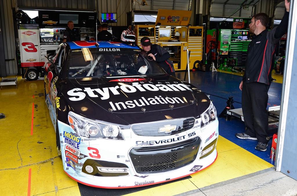 NASCAR Sprint Cup Series Test at Kentucky Speedway