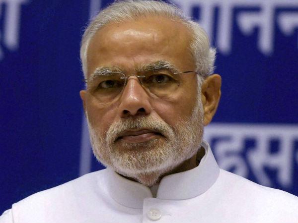 PM Modi reaches Jammu