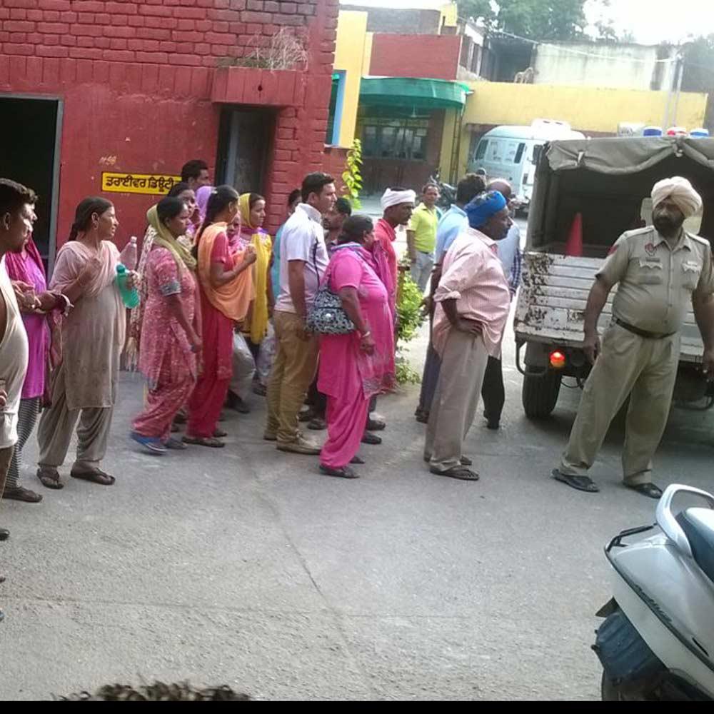 Gurdaspur terror attack Armed terrorists strike at dawn along India Pakistan border