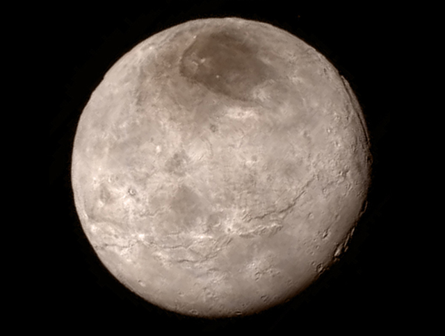 1979 painting of Pluto turns out to be eerily accurate - AOL.com
