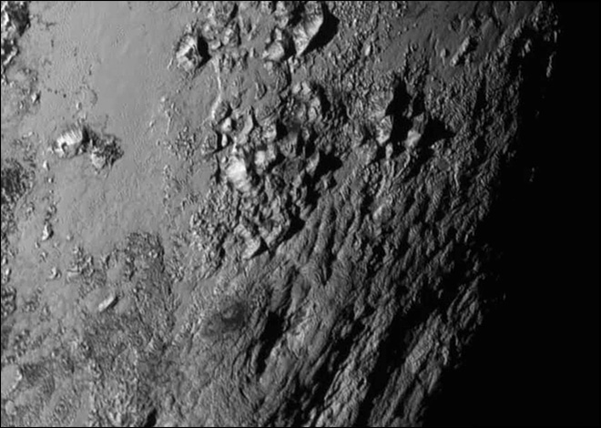 39;Something wonderful&#39: Peaks on Pluto canyons on Charon