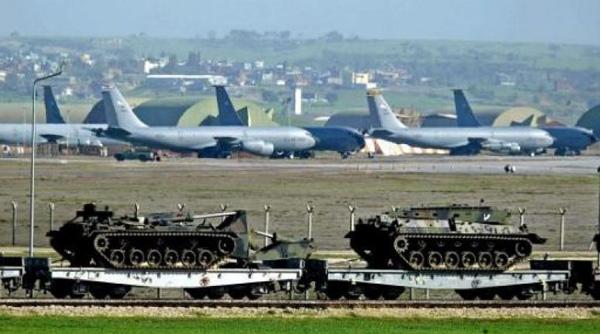 Turkey gives US use of NATO air base