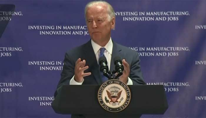 Vice President Joe Biden announces Rochester NY will get over $600 million for