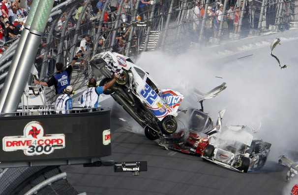 Dillon wins Firecracker 250 at Daytona - UPI.com