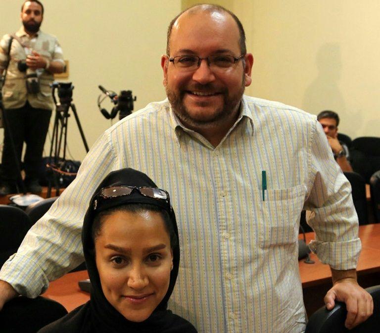 The Washington Post's correspondent in Tehran Jason Rezaian