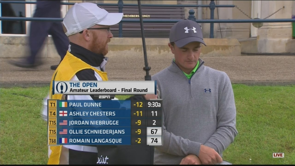 Spieth steps up bid for majors hat-trick | Sports - WTAE Home