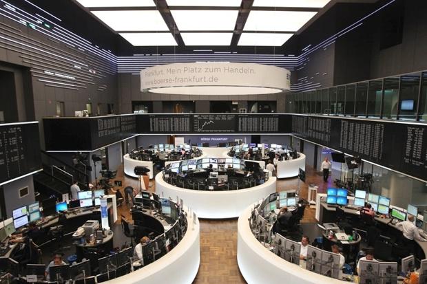 Deutsche Börse operates the Frankfurt stock exchange Daniel Roland  AFP  Getty Images