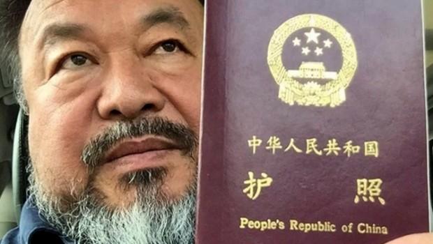 Ai Weiwei Denied British Visa