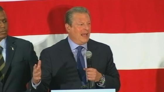 Al Gore For President? story image