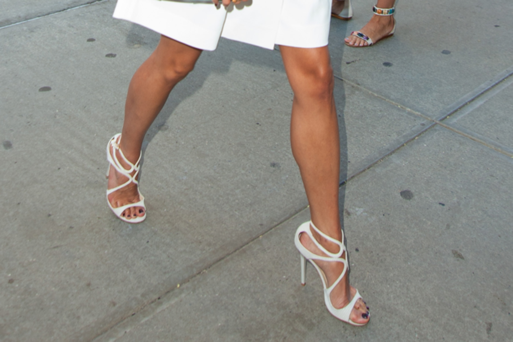 Alicia Vikander Jimmy Choo Shoes