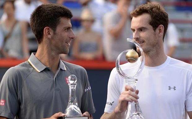 Andy Murray hails'important win against Novak Djokovic