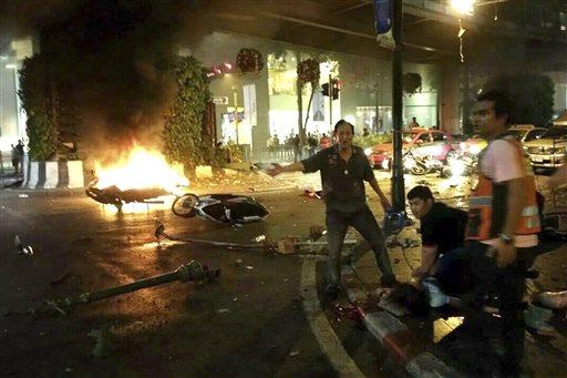 Thai Police Offer $28000 Bounty for Bangkok Blast Suspect