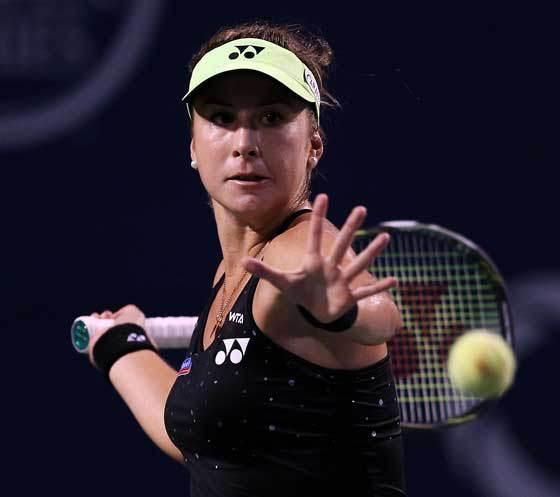 Belinda Bencic AFP