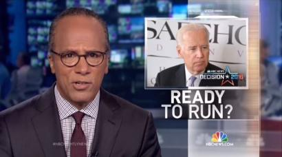Scranton native, former US senator considers challenge to Hillary Clinton.