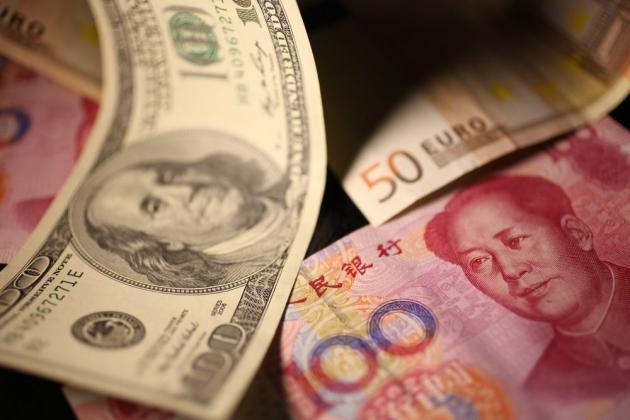 China devalued the yuan by 1.9 percent the most in two decades after data this month showed a plunge in exports weaker-than-estimated manufacturing and a slowdown credit growth