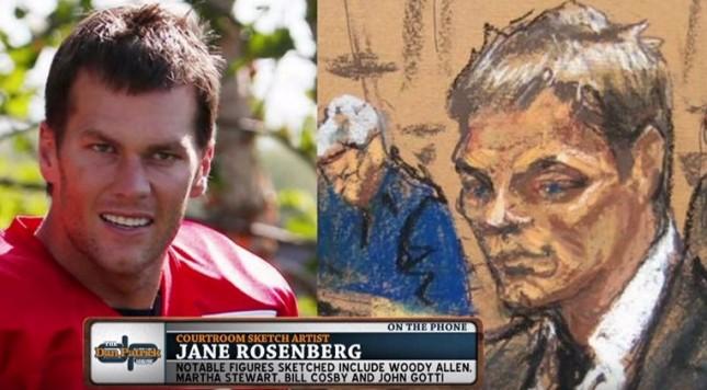 Jane Rosenberg Tom Brady