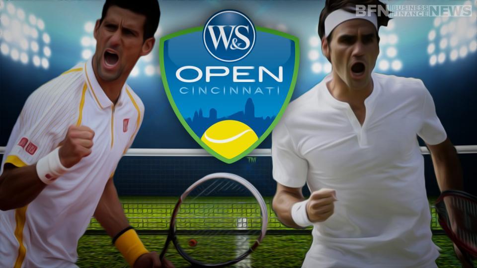 Djokovic Federer Reach Cincinnati Masters QuarterFinals