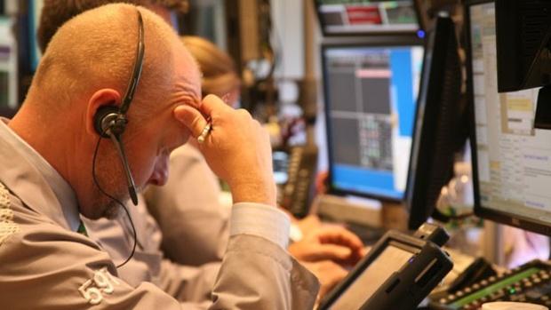 NYSE trader frustration