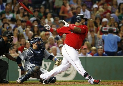 Red Sox post big night for Farrell, beat Mariners 15-1