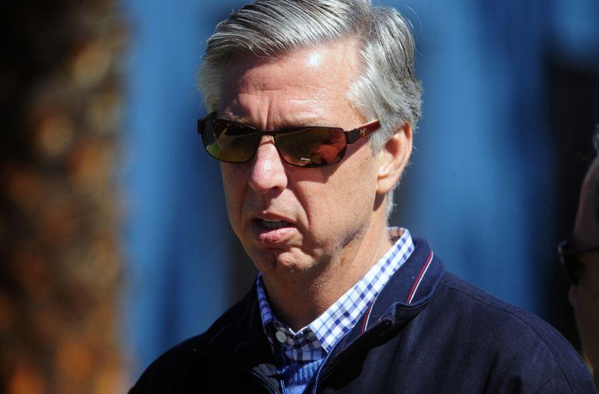 Boston Red Sox hire Dave Dombrowki as president Ben Cherington out as GM