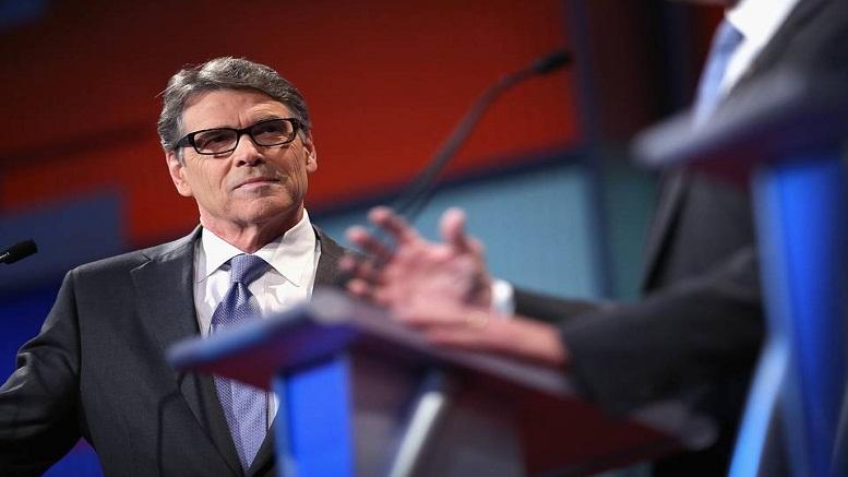 Rick Perry stops paying South Carolina staff