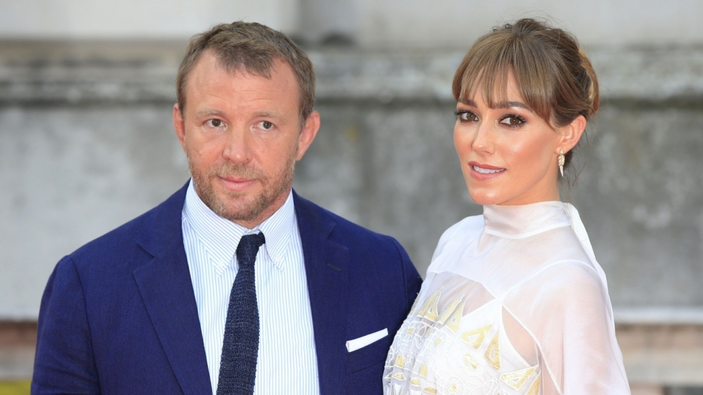 Guy Ritchie is very impresssed with David Beckham says he is a'fabulous actor