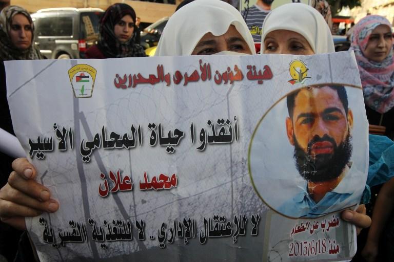 Hunger Striker Allan Rejects Israeli Offer of November Release