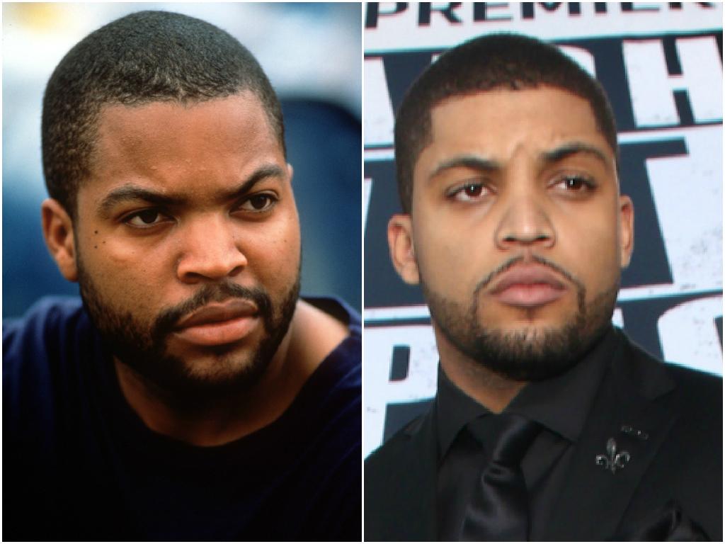 Left Ice Cube Right Mini Cube