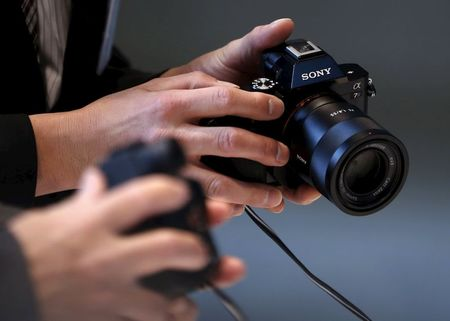 Sony Quarterly Profit up 3-Fold on Currency Gains, Sensors