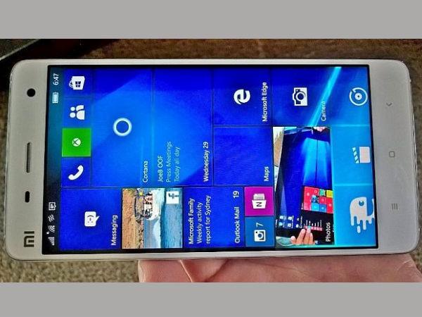 Xiaomi Mi Pad with Windows 10 coming soon