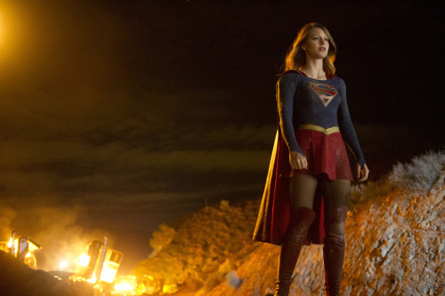 SUPERGIRL is CBS's new action-adventure drama based on the DC COMICS character Kara Zor El, Superman's cousin who after 12 years of keeping her powers a secret on Earth decides to finally embrace her superhuman abilities and