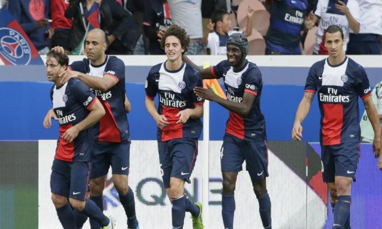Lille vs. PSG: TV Information, Score, Start Time Live Stream French Ligue 1