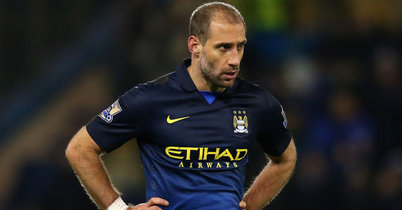 Pablo Zabaleta Hopes he will be fit for Champions League campaign