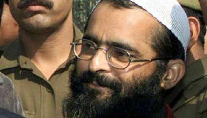 National Conference demands return Afzal Guru s mortal remains