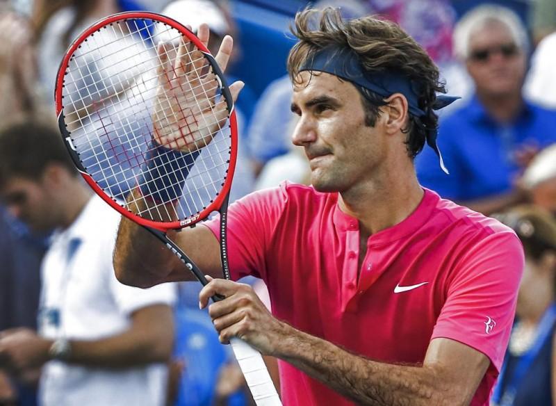 Roger Federer Cincinnati Masters