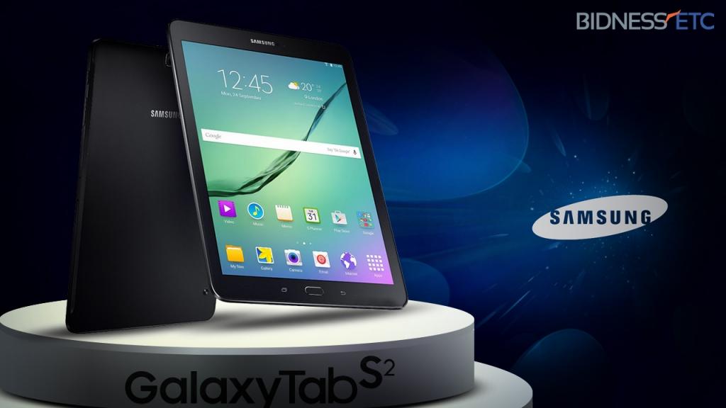 samsung galaxy tab s2 97 32 gb wifi tablet black sm